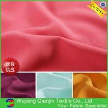Latest Popular Hot Sale 125 Colors Fashionable 100d Stretch Chiffon Fabric