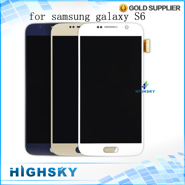 New Tested for Samsung Galaxy S6 LCD G920 G9200 display screen with touch digitizer + free tools Assembly 1 piece free shipping brand new lcd for samsung s5 i9600 g900a g900f g900t screen display with touch digitizer tools assembly 1 piece free shipping
