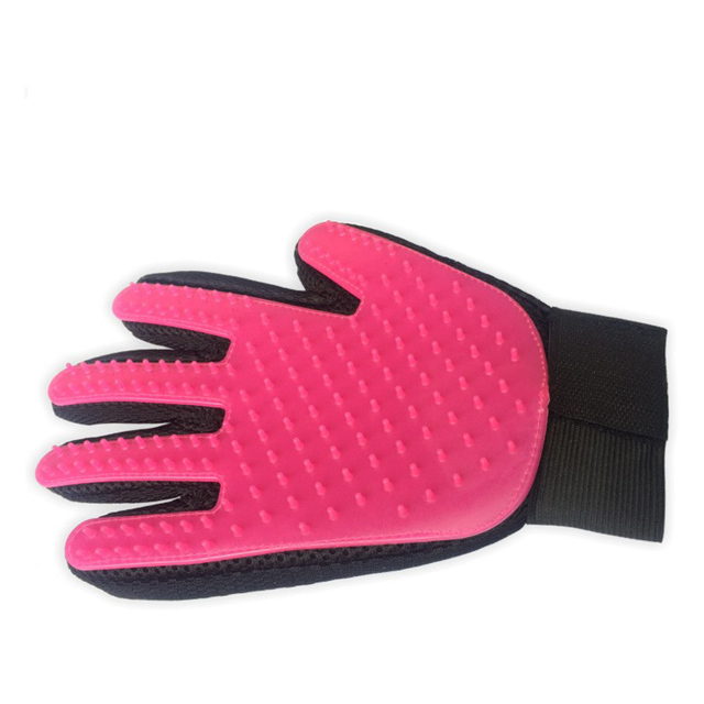 Grooming Massage Gloves