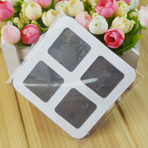 Wall Repair Patch Kit | 6Pcs Anti Insect Fly Bug Mosquito Door Window Net Mesh Repair Screen Patch Kit