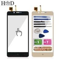 5 0 Mobile Touchscreen Front For Leagoo Kiicaa Power Touch Screen Glass Digitizer Panel Sensor Flex