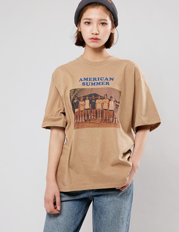 HTB15bzVMXXXXXavXVXXq6xXFXXXO - Spring Summer Tops Retro Nostalgia People Photograph Funny T shirts Women PTC 216
