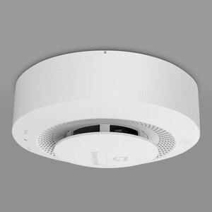 Image 3 - Detector de humo Mijia Youpin Honeywell, Detector de alarma de incendio, Control remoto, alarma Visual Audible, notificación, funciona con Mi aplicación para hogares