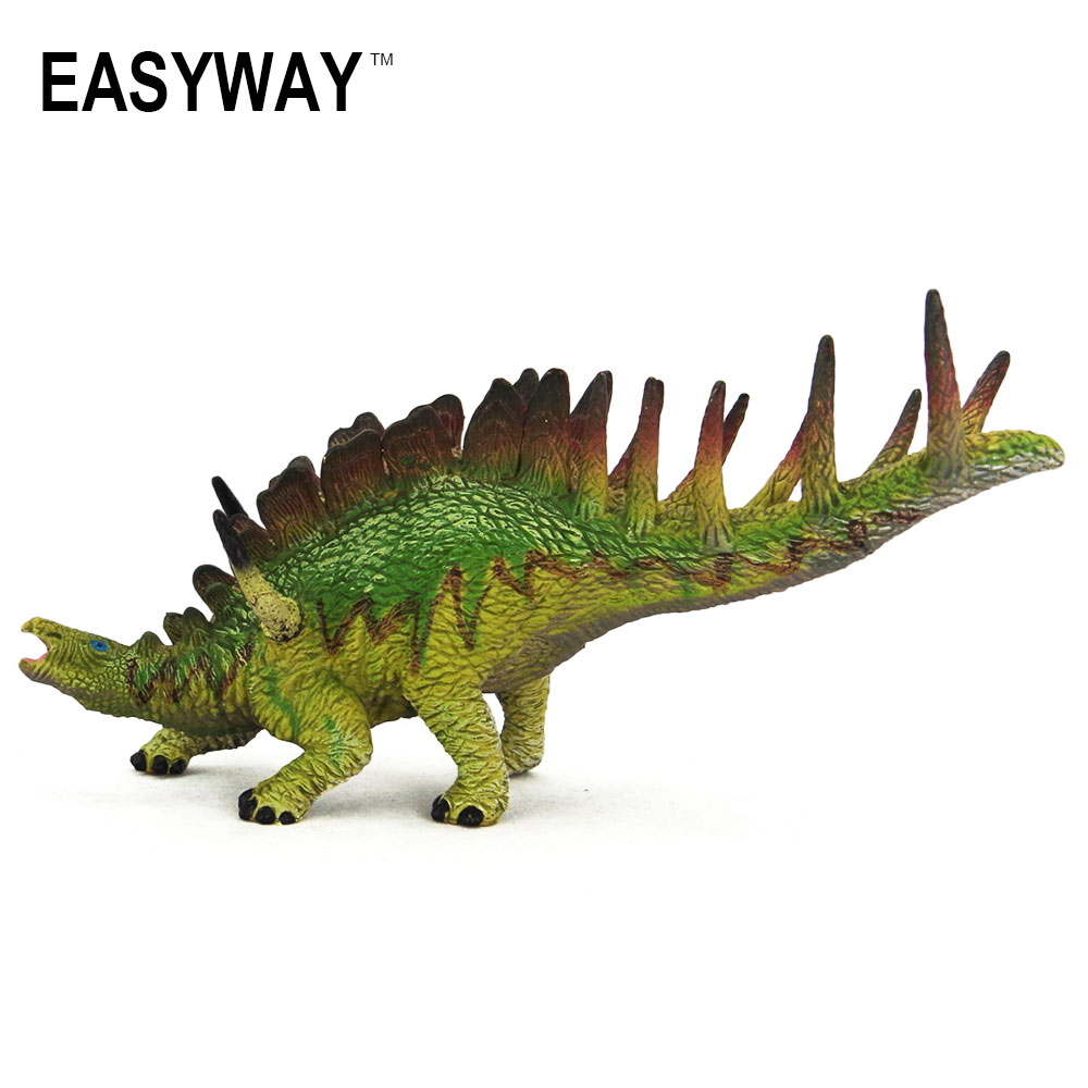 Mr.Froger Kentrosaurus Model Toy Animals toys set Zoo modeling Plastic Solid Dinosaur Classic Toy For Children Animal Model cute вытяжка elikor эпсилон 50п 430 п3л белый сер