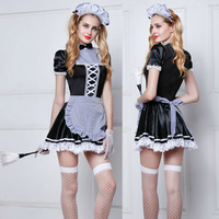 JiaHuiGe New Porn Women Lingerie Sexy Hot Erotic Underwear Maid Cosplay Tenue Sexy Uniform Erotic Lingerie Porno Costumes
