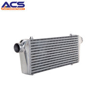 ACS-Core Size 21.6x9x4 Inch Universal Bar And Plate Aluminum Air To Air Intercooler