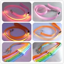 LED Dog Leash for LED Dog Collar