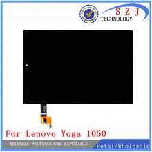 "New 10.1"" inch For Lenovo Yoga Tablet 2 1050 1050F 1050L LCD Display Monitor + Digitizer Touch Screen Panel Replacement"