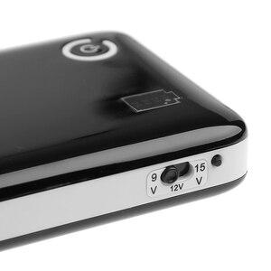 Image 4 - 1 adet ayarlanabilir 5/9/12V 18650 pil şarj aleti mobil güç bankası kutusu tablet telefon siyah/pembe/ beyaz