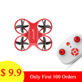 mini drone RC nano drones rc quadcopter quadrocopte Remote Control Pocket Dron Mini Quad copter VS JY018