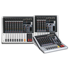 Mixing console recorder 48 V phantom power monitor AUX effect path 4-8 channel audio mixer USB 99 DSP effects KAi