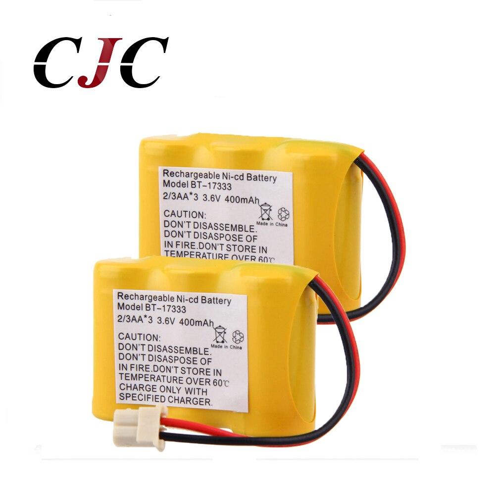 3.6V 400mAh Ni-Cd Home Phone Battery fr AT/&T 01839 24112 4128 EL41108 EL41208 US