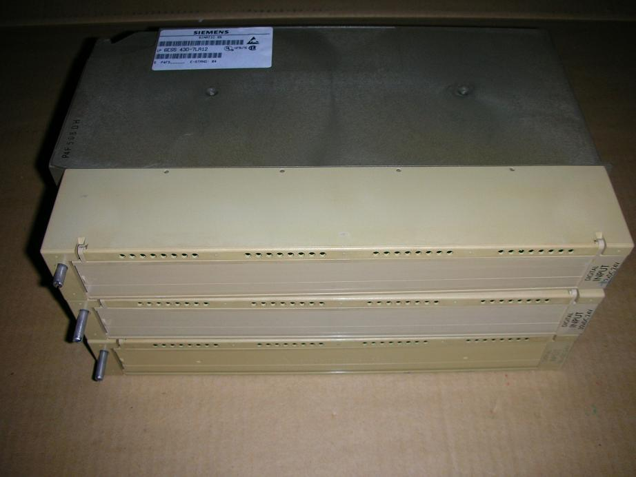 6ES5 430-7LA12 DIGITAL INPUT 32xDC 24V