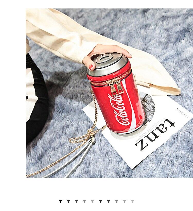 personalidade moda rede crossbody saco para meninas mini noite bolsa sac