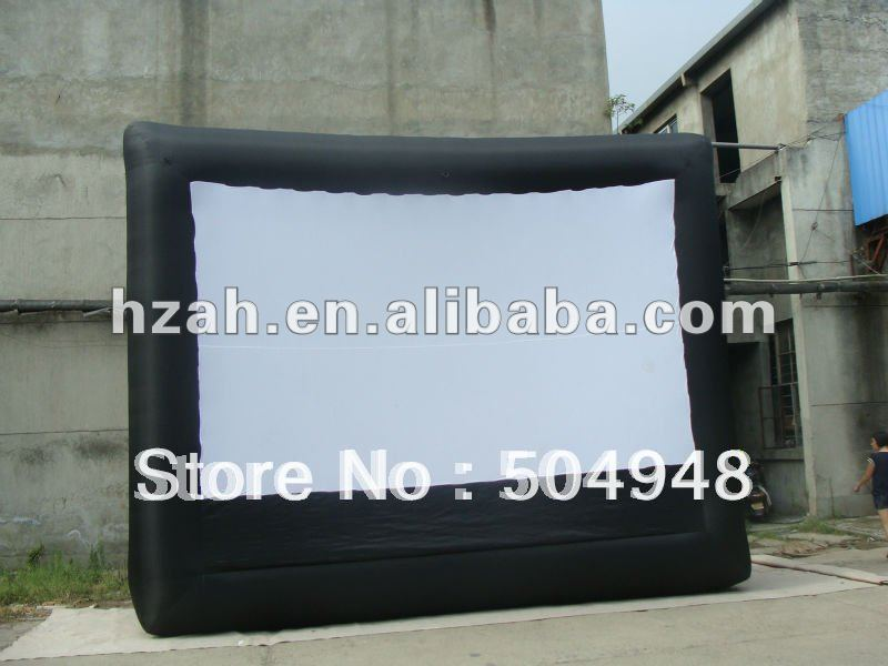 Outdoor Inflatable Movie Screen for Advertising outdoor advertising inflatable movie screen