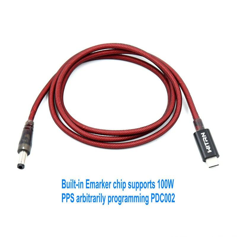 WEB-PDC001 PD Decoy Line Programmable USB Upgrade Detector PD2.03.0 Flip Flop QC4+ Poll