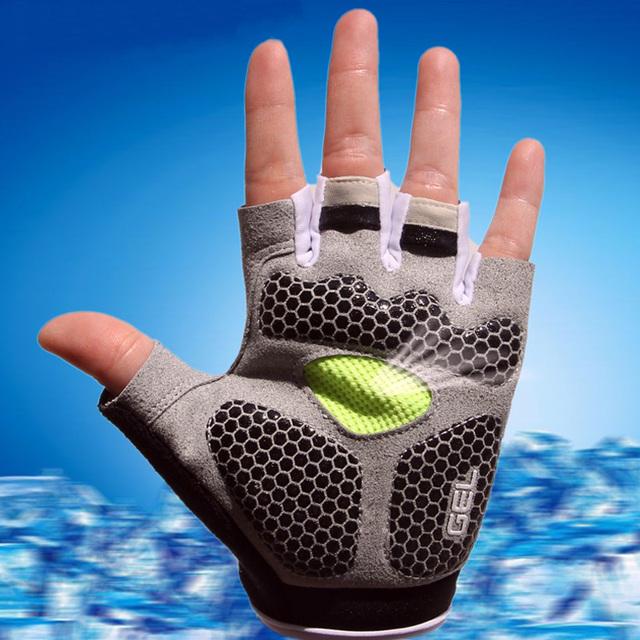 Men & Women's Sports 3D Gel Padded Anti-Slip Gloves