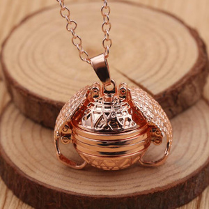 Image 5 - 10 pçs/lote moda jóias pingente colar anjo asa memória flutuante medalhão 4 fotos para acessórios unissex