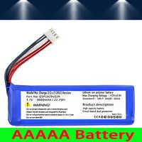 WONKEGONKE 6000 mah GSP1029102R batterie für JBL Ladung 2 Plus, Ladung 2 +, ladung 3 2015 Version GSP1029102R P763098 batterien