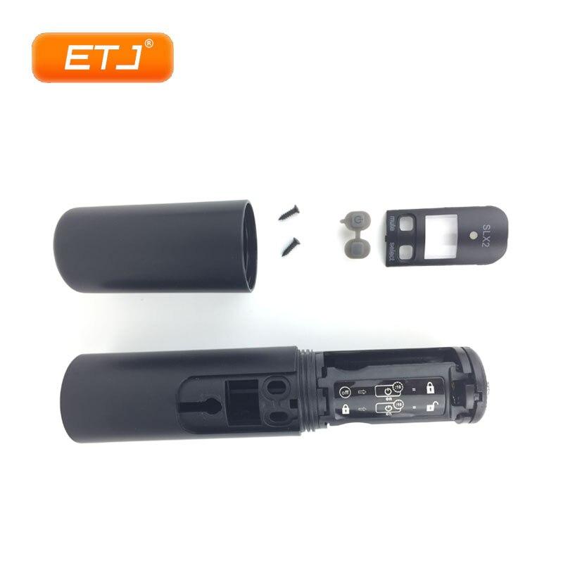 SLX2 Quadro Acessórios Exterior Cobrindo SLX24 Substituição Microfone Handheld Shell Microfone Acessório