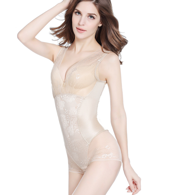 COLLEER Women Fastion Style Body Shapers Shaping Slim Underwear Waist Corsets Butt Lifter Sculpting Clothing Shapewear Bodysuit