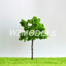 Teraysun 45mm scale model iron tree wire Model for layout Scale 45/24