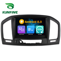 Octa Core 4GB RAM Android 8.0 Car DVD GPS Navigation Multimedia Player Car Stereo for Opel Vauxhall Insignia 2008 2013 Headunit