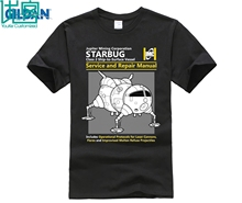 Short Sleeve Thanksgiving Day Custom Red Dwarf Starbug Service And Repair Manual Tee Shirts