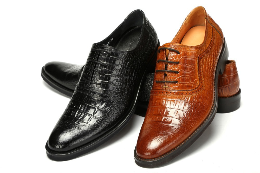 High Class Handmade Men Office Wear Shoes Italian Mens Leather Shoes