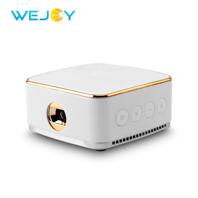 Hot Selling Wejoy Portable Projector DL-S8+ Android 7.1 Pico Projecteur LED DLP Mini Projector Wifi Phone Video Pocket Projetor everyone gain a18 projetor celular full hd 3d mini video proyector android projector dlp pico battery projecteur game portatil