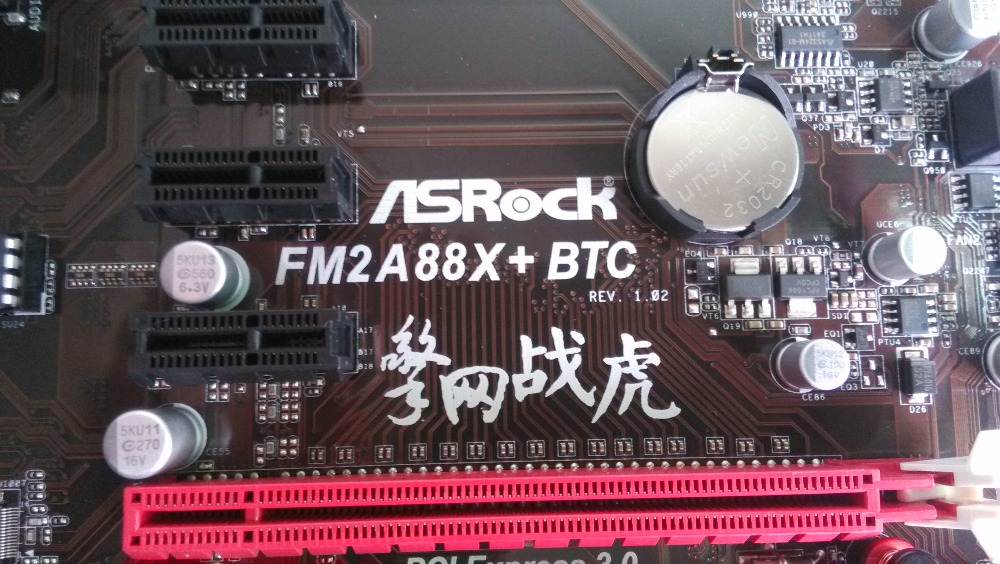 ASRock FM2A88X+ BTC AMD Graphics Drivers Download (2019)
