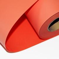 (0.5m*5m) Flock Multicolor Cuttable Pu Flex Vinyl Heat Transfer Vinyl Film for Clothing Iron On Vinyl Flock HTV