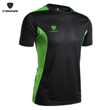 Summer style high quality T Shirt Men Brand Camisas Quick Dry Slim Fit T-shirts Mens Clothing Camisetas Soccer Jerseys 3XL