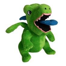 Новое племя коллизионные COC Плюшевые игрушки-Драконы Горячая Мода игра зеленый дракон детские куклы Динозавр игрушки 30 см