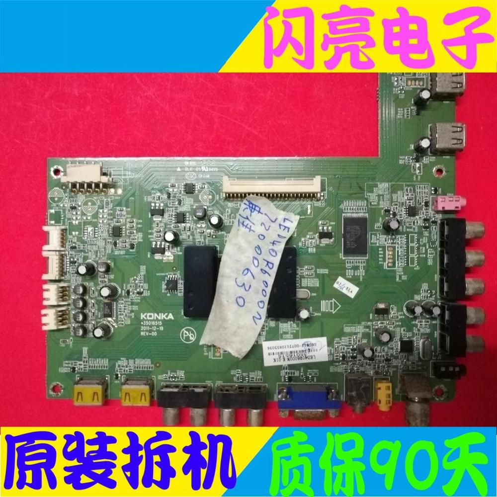 Audio & Video Replacement Parts Logical Main Board Power Board Circuit Logic Board Constant Current Board Led 40r6000n Motherboard 35016515 72000630 Screen Price Remains Stable