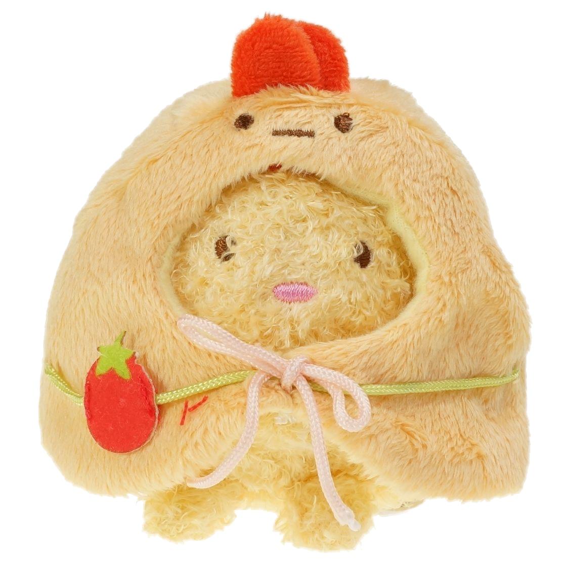 8 см игра sumikko sumikkourashi милые плюшевые игрушки - Цвет: 02