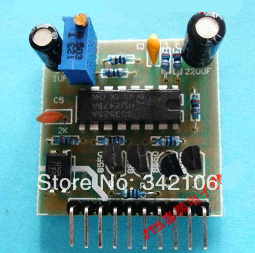 Detail Feedback Questions about KA3525 SG3525 driver board overload