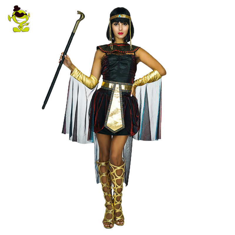Ancient Egyptian Costumes Pharaoh Empress Cleopatra Queen