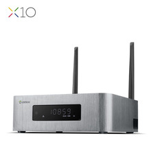 ZIDOO X10 Andoid 6,0 Smart ТВ Box Dual Системы 4 ядра 2 г/16 г Dual Band WI-FI 1000 м LAN HDR USB 3,0 SATA 3,0 Media Player