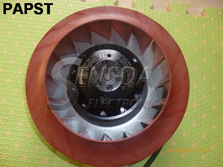 PAPST For Eurotherm Drives For Parker Variable-frequency papst R2E190-AF58-13 Blower LA466711U002 ebm papst drives for parker variable frequency r2e190 af58 13 blower la466711u002