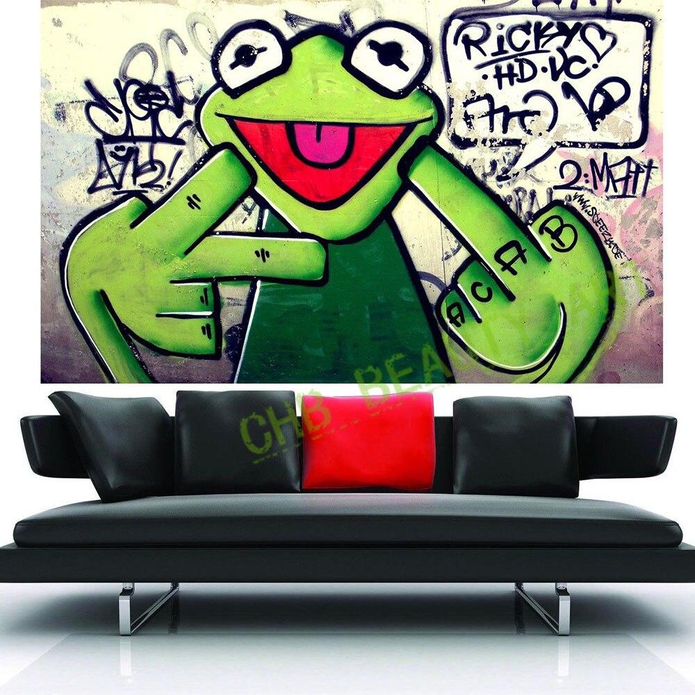 online kaufen gro handel graffiti street art aus china. Black Bedroom Furniture Sets. Home Design Ideas
