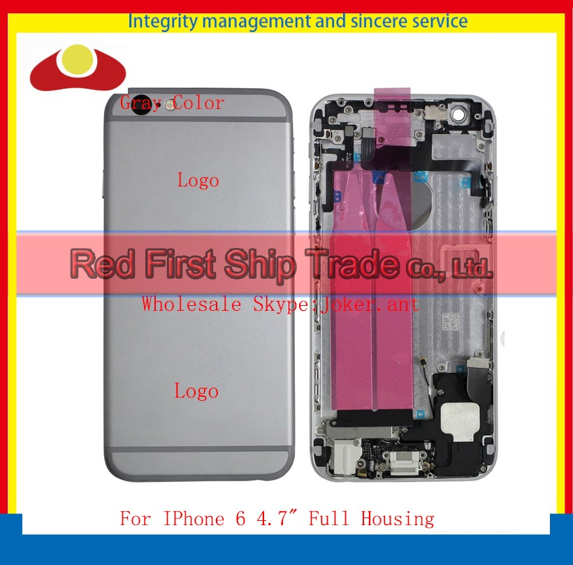 iphone 6 Full housing2