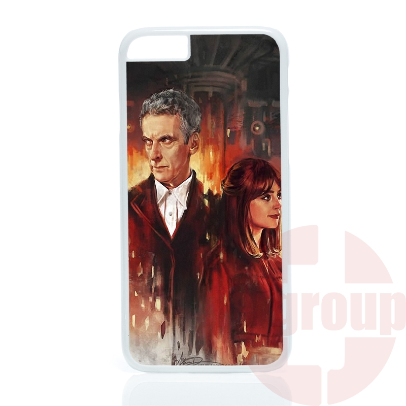 Skin Painting Cover Case alice and doctor who funny For Motorola Moto E G X G3 G4 E 2nd 3rd gen Plus X Play Z Force