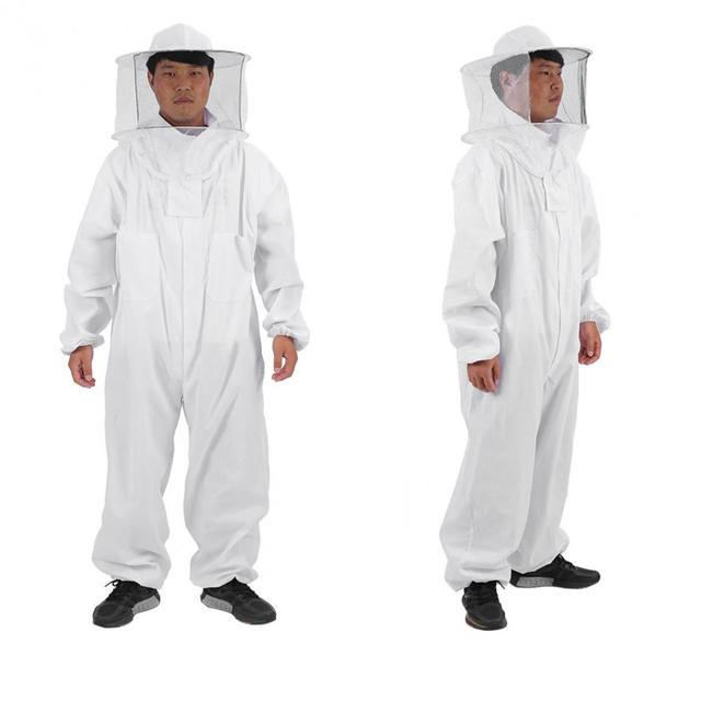 Cotton Full Body Beekeeping Clothing Hat Clothes Jaket Protective beekeeping suit beekeepers bee suit equipment