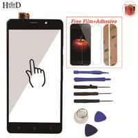For Blackview A8 Max Mobile Front Touch Screen Glass Digitizer Panel Lens Sensor Flex Cable Tools