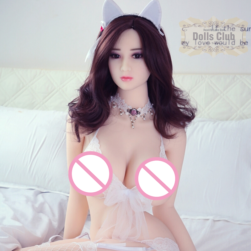 Real TPE Silicone <font><b>Sex</b></font> <font><b>Dolls</b></font> <font><b>160cm</b></font> Realistic <font><b>Big</b></font> Breast Vagina Real Love <font><b>Doll</b></font> <font><b>Ass</b></font> Pussy Products Adult Toys for Male Masturbation image
