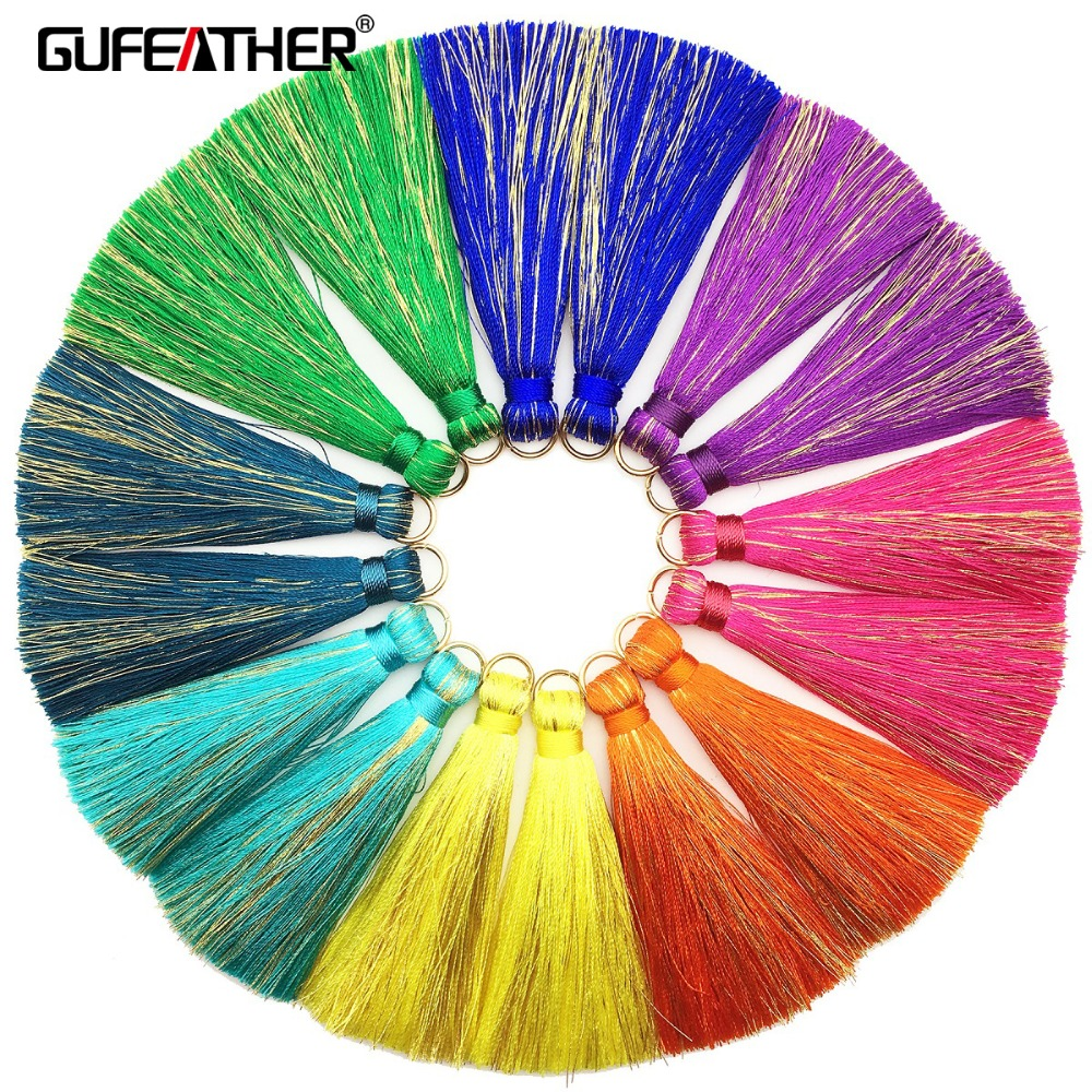 GUFEATHER L59/7.5cm/jewelry Accessories/jewelry Findings/embellishments/diy Accessories/hand Made/jewelry Making