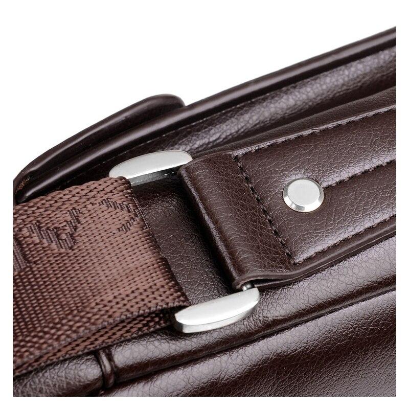 YUES KANGAROO Marka Visoka kvaliteta Casual Men Bag Vertikalna - Torbe - Foto 6