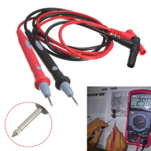 1000V 10A Universal Digital Multimeter Test Lead Probe Wire Pen Cable lodestar digital multimeter test lead black red 2 pcs