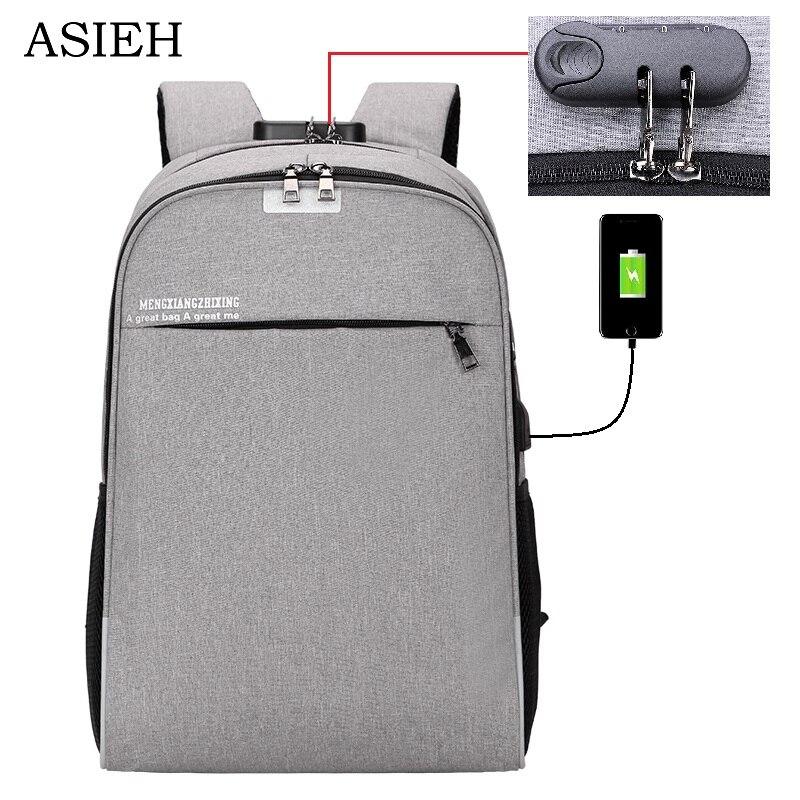 Bag, Business, Anti-theft, Fashion, Headphone, Girl